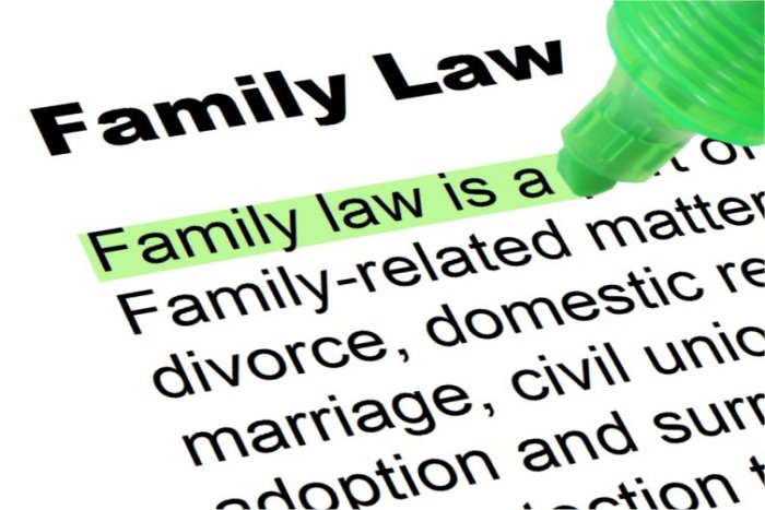 Experienced Family Law Attorney